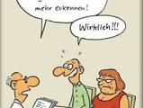 Alzheimer-Cartoon