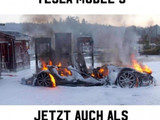 Tesla als Verbrenner