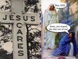 Jesus Scares